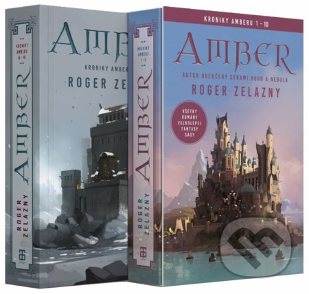 Kroniky Amberu 1-10 - Roger Zelazny