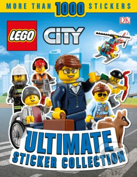 LEGO City: Ultimate Sticker Collection - Dorling Kindersley