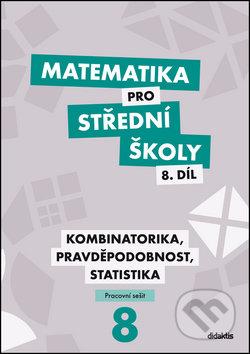 Fatimma.cz Matematika pro střední školy 8. díl Image