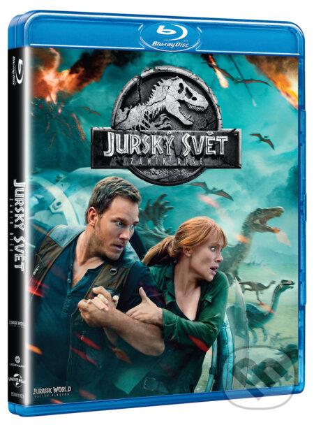 8722da73c Film: Jurský svet: Zánik ríše (304852J.A. Bayona) (Blu-ray) | Martinus