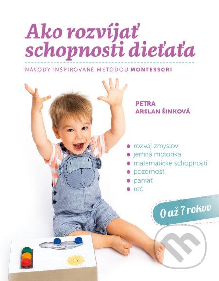 Fatimma.cz Ako rozvíjať schopnosti dieťaťa Image