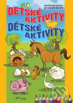Detské aktivity / Dětské aktivity - Foni book