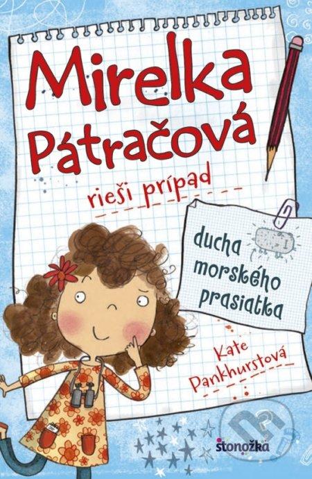 Interdrought2020.com Mirelka Pátračová rieši prípad ducha morského prasiatka Image