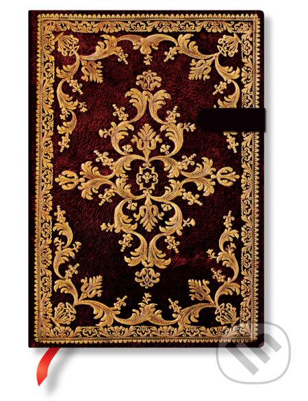 Paperblanks - zápisník Duomo - Hartley and Marks