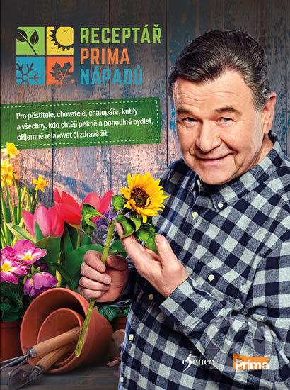 Receptář prima nápadů - Václav Postránecký