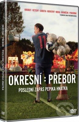 Okresní přebor: Poslední zápas Pepika Hnátka DVD