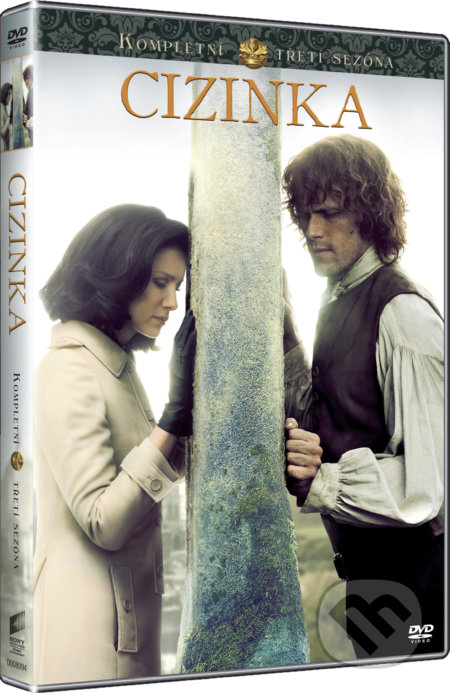 Cizinka 3. série DVD