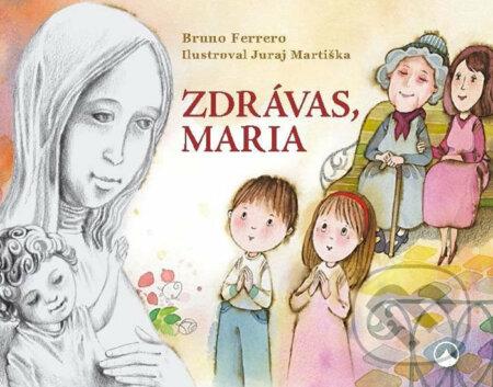 Fatimma.cz Zdrávas, Maria Image