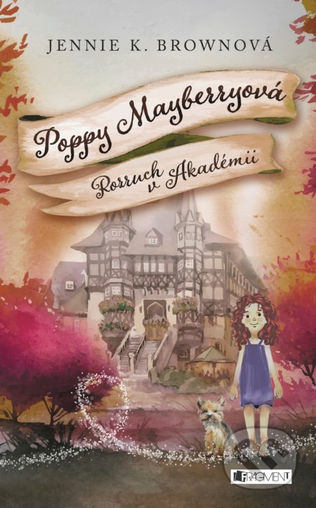Interdrought2020.com Poppy Mayberryová: Rozruch v Akadémii Image