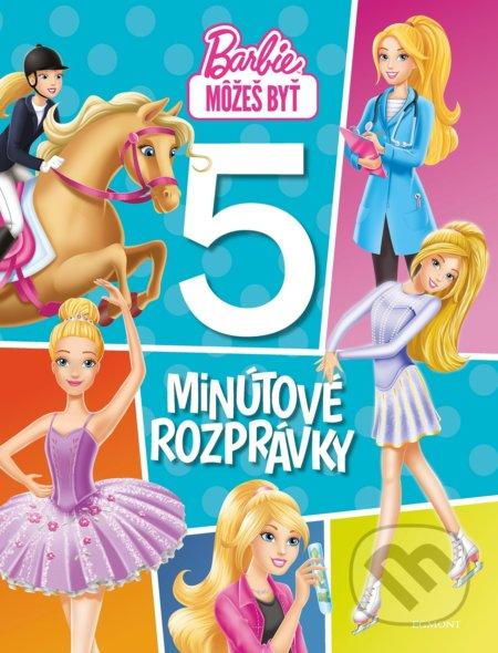 Barbie: 5-minútové rozprávky - Egmont SK