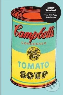 Andy Warhol Mini Notebook Set - Galison