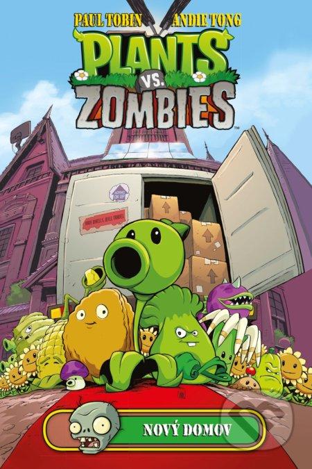 Fatimma.cz Plants vs. Zombies: Nový domov Image