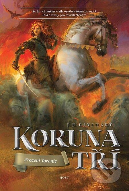 Zrození Toronie - J.D. Rinehart