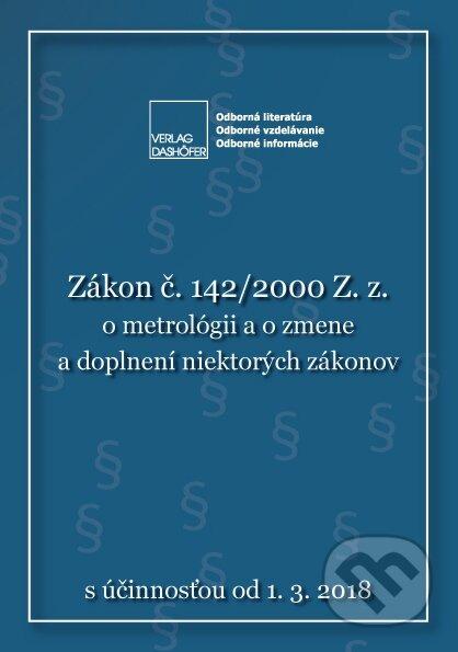 Bthestar.it Zákon č. 142/2000 Z. z. ometrológii aozmene adoplnení niektorých zákonov Image