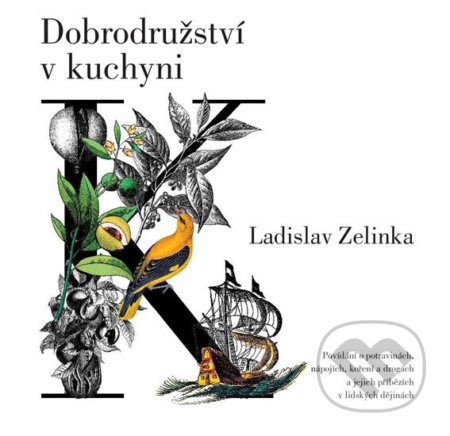 Dobrodružství v kuchyni - Ladislav Zelinka