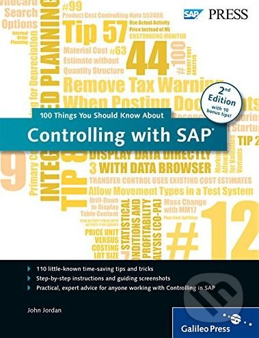 100 Things you should know about... Controlling with SAP - John Jordan