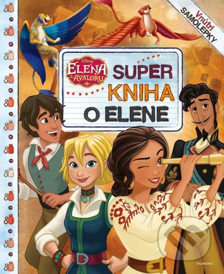 Fatimma.cz Elena z Avaloru: Super kniha o Elene Image