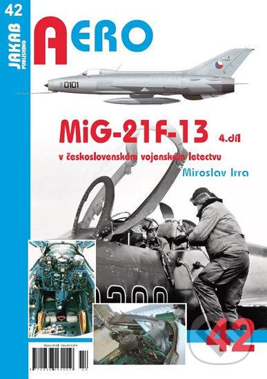 Interdrought2020.com MiG-21F-13 v československém vojenském letectvu Image