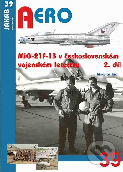 Fatimma.cz MiG-21F-13 v československém vojenském letectvu Image