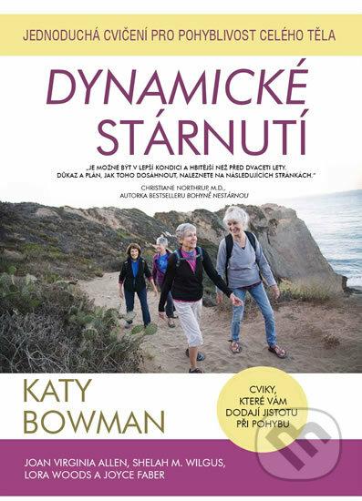Kniha  Dynamické stárnutí (Katy Bowman)  19cb844a5e1