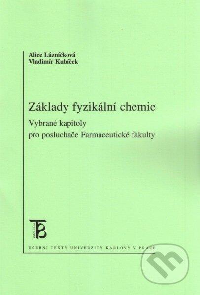 Fatimma.cz Základy fyzikální chemie Image