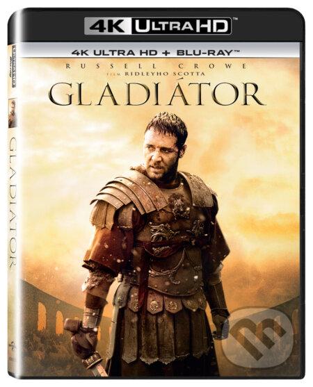 Gladiátor (2000) Ultra HD Blu-ray UltraHDBlu-ray