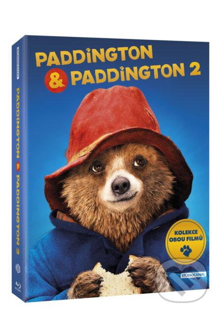 Paddington kolekce Blu-ray