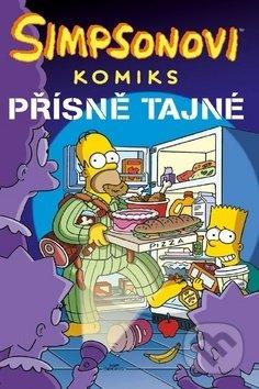 Simpsonovi: Přísně tajné - Matt Groening