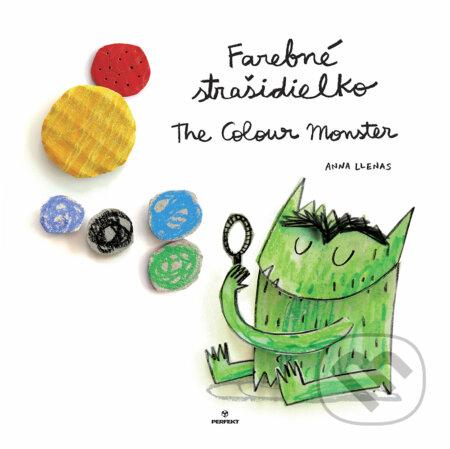 7af892df1 Kniha: Farebné strašidielko / The Colour Monster (Anna Llenas ...