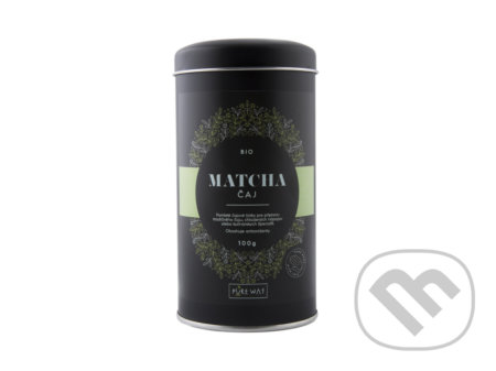 Matcha čaj - Pure Way