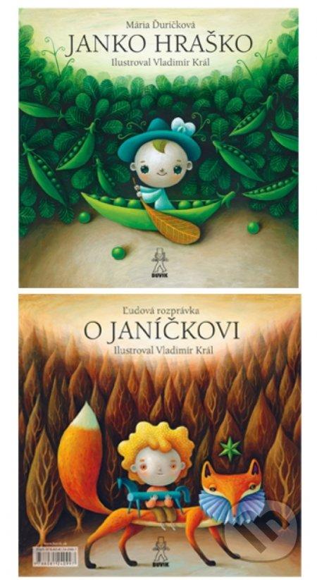 Fatimma.cz Janko Hraško / O Janíčkovi Image