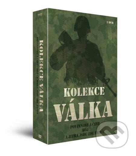 Kolekce Válečné filmy DVD