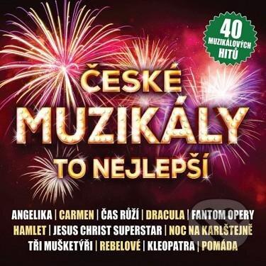 České muzikály: To nejlepší - Hudobné albumy