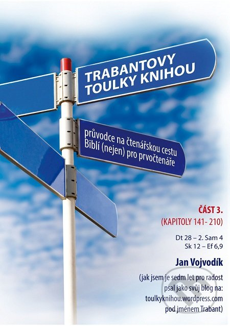 416a48169 E-kniha: Trabantovy toulky Knihou – část 3. (Jan Vojvodík) | Martinus