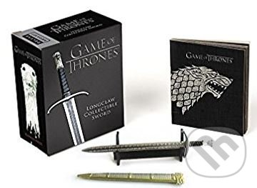 Game of Thrones: Longclaw Collectible Sword - Running