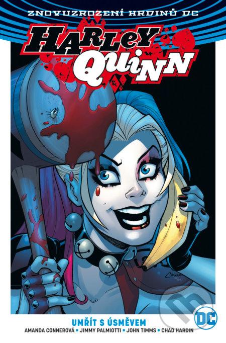 Fatimma.cz Harley Quinn 1: Umřít s úsměvem Image