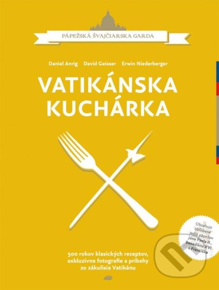 Fatimma.cz Vatikánska kuchárka (s podpisom autora) Image