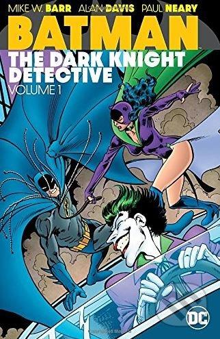 Batman: The Dark Knight Detective 1 - DC Comics