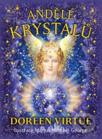 Andělé krystalů - Doreen Virtue