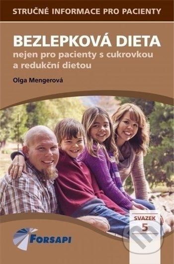Bthestar.it Bezlepková dieta nejen pro pacienty s cukrovkou a redukční dietou Image