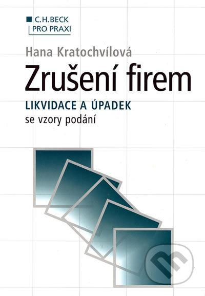 Interdrought2020.com Zrušení firem - likvidace a úpadek se vzory podání Image