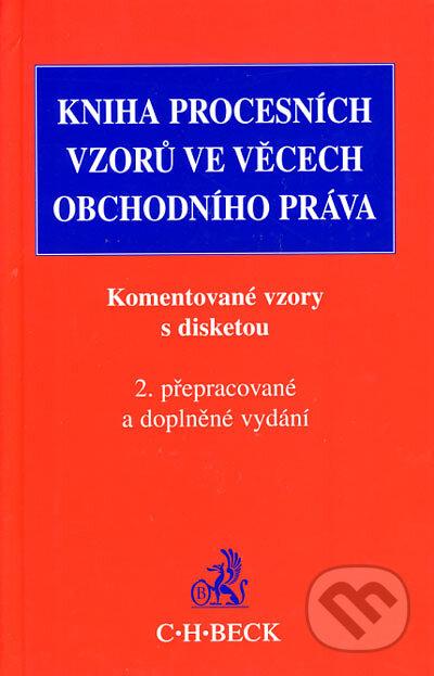 Bthestar.it Kniha procesních vzorů ve věcech obchodního práva Image
