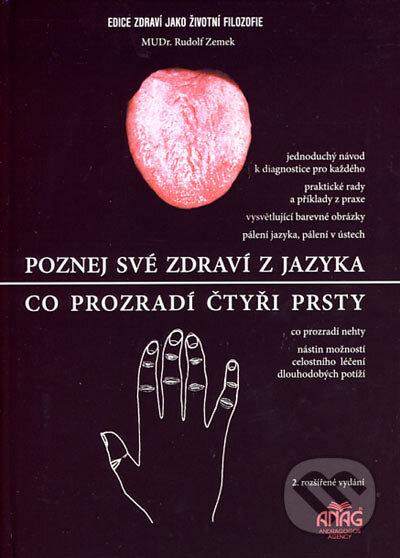 Fatimma.cz Poznej své zdraví z jazyka, Co prozradí čtyři prsty Image