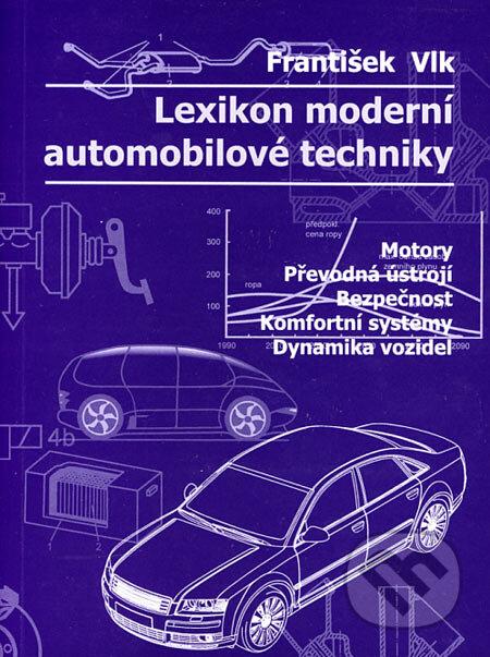 Fatimma.cz Lexikon moderní automobilové techniky Image