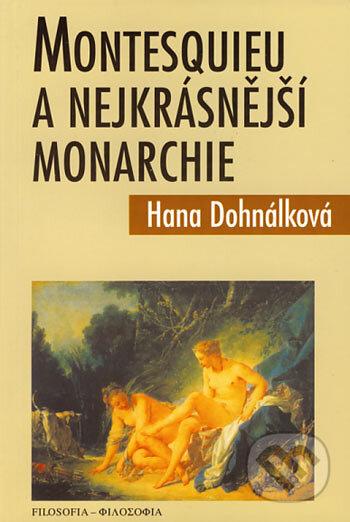 Peticenemocnicesusice.cz Montesquieu a nejkrásnější monarchie Image