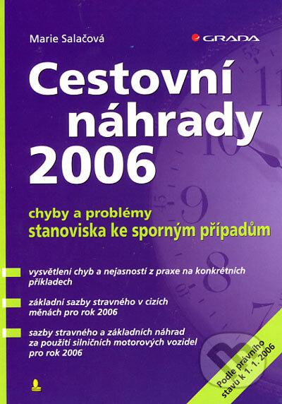 Beenode.cz Cestovní náhrady 2006 Image