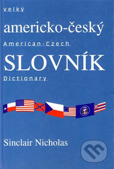 Newdawn.it Velký americko-český slovník Image