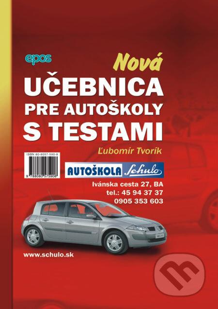Fatimma.cz Nová učebnica pre autoškoly s testami Image