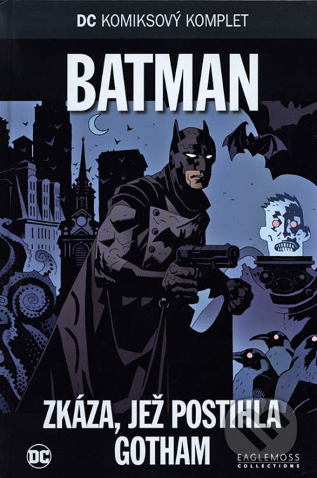 Bthestar.it Batman - Zkáza, jež postihla Gotham Image
