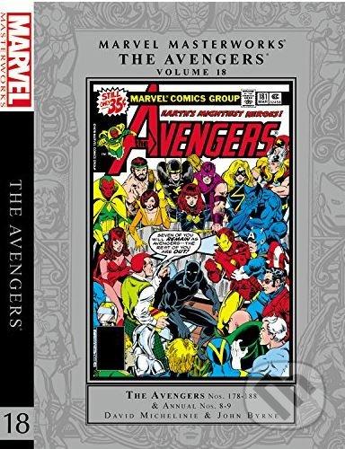 The Avengers (Volume 18) - David Michelinie, Bill Mantlo a kol. Marvel